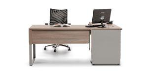Baran Managerial Desk