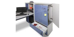 در جالباسی وایتبرد لارک نما امکان استفاده بعنوان وایتبرد را برای این محصول آماده کرده است.