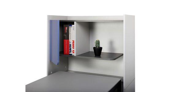 جازونکن فوقانی لارک محصولی از خانواده کارمندی و کارشناسی لارک، دارای کمد بایگانی زونکن است.