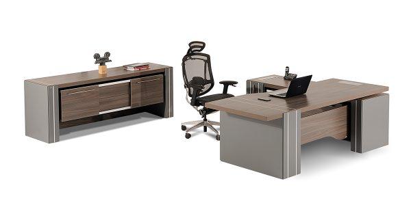 میز مدیریت سهند محصولی از مبلمان اداری جلیس
