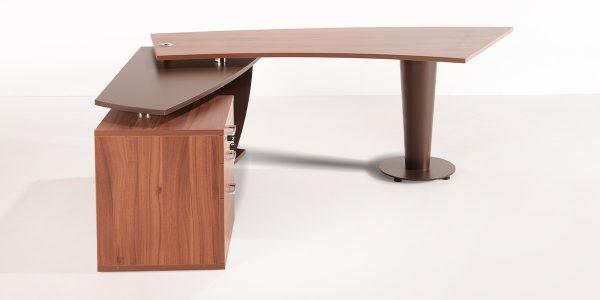نمای داخل میز کارشناسی موج